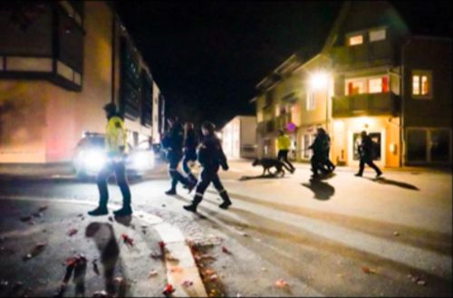 Norway officials: Bow-and-arrow attack appears act of terror