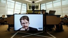 Justice Department Sues Edward Snowden For Book Proceeds