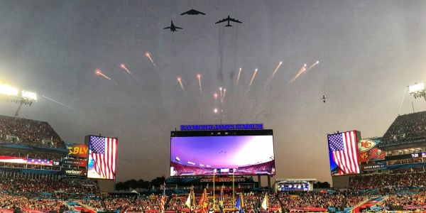 How the Air Force pulled off a first-of-its-kind bomber flyover at the Super Bowl, according a pilot who did it
