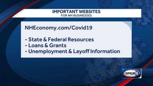 'ONE STOP' help for NH businesses, employees during COVID-19 crisis