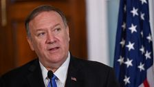 Mike Pompeo Says He 'Never Saw' Quid Pro Quo Even After Mick Mulvaney Admitted It