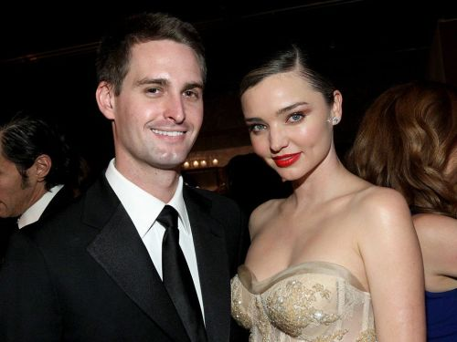 Evan Spiegel and Miranda Kerr reportedly dropped $30 million on a mansion in Paris