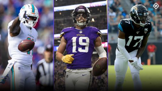 Fantasy Injury Updates: DeVante Parker, Adam Thielen, DJ Chark, more impact Week 15 WR rankings