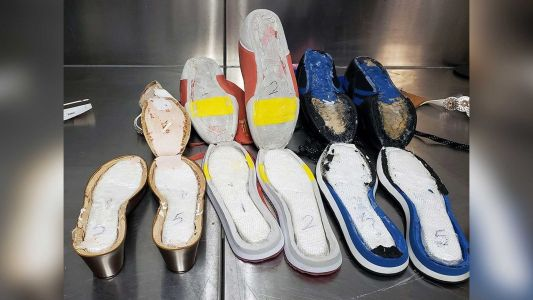 Authorities: Woman at Atlanta airport tried to smuggle $40K worth of cocaine inside shoes
