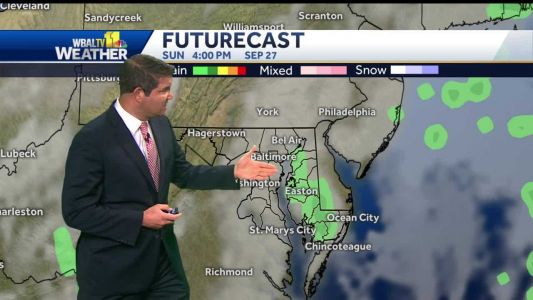 Sun to come out in afternoon, more humid