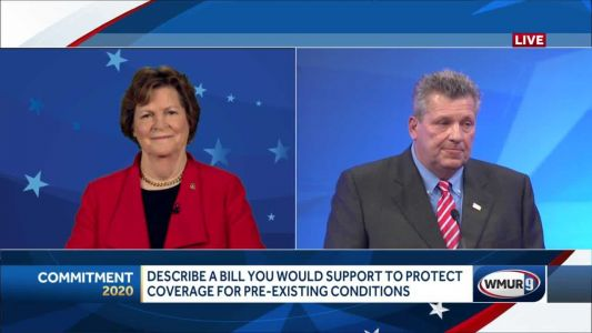2020 NH U.S. Senate debate: Future of country's health care system