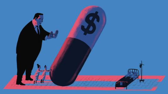 Medicaid Under The Influence: How Drugmakers Sway Medication Options For Patients