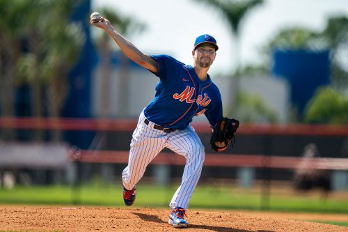 Jacob deGrom already in 'ridiculous' form at Mets camp