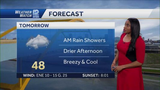 Videocast: Mother's Day Morning Showers