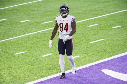 Former Bears kick returner Cordarrelle Patterson signs with the Falcons