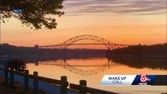 Wake Up Call from Cape Cod Canal