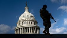 Capitol Police Request That National Guard Extend Stay In Washington By 60 Days