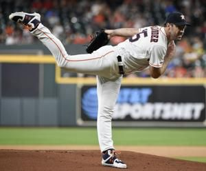 White Sox manage just 1 hit off Justin Verlander in a 5-1 loss to the Astros
