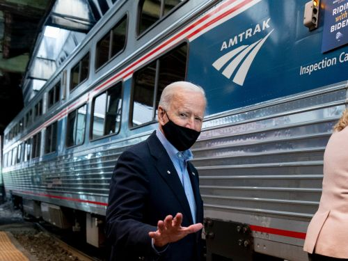 Amtrak relaunches USA Rail Pass, a ticket that lets you travel the country for 30 days for $299