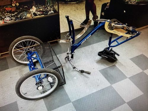 Watsonville disabled senior has special equipped tricycle stolen a 2rd time