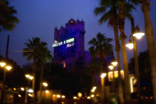 Disney worker punched in face by angry Tower of Terror rider