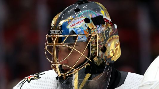 Marc-Andre Fleury's misplay behind net gives Canadiens life vs. Golden Knights in Game 3