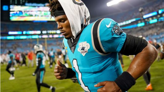 Cam Newton injury update: Panthers QB will start when healthy