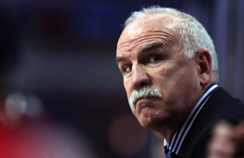 Quenneville offers to participate in Blackhawks review