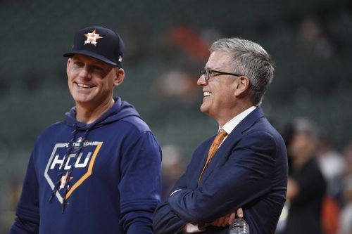 Astros owner Jim Crane fires manager A.J. Hinch and GM Jeff Luhnow for roles in sign-stealing scandal