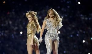 Pole-dancing and twerking during Super Bowl halftime draw 1,300-plus complaints