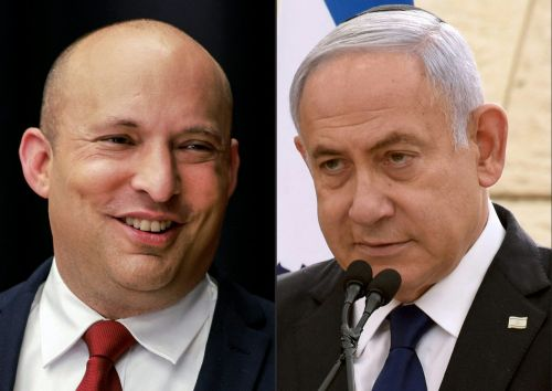 How Fighting With the Palestinians Gave Israel's Netanyahu a Political Lifeline