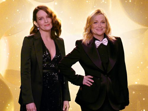 Amy Poehler and Tina Fey host the 2021 Golden Globes this Sunday - here's how to watch the show on NBC
