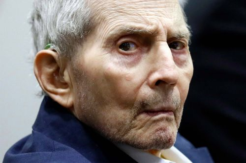 Long-delayed Robert Durst murder trial set to resume in LA on Monday