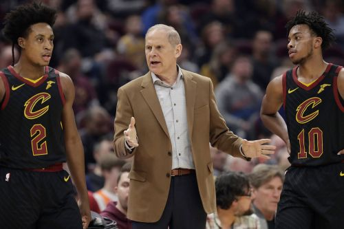 Cavaliers part ways with John Beilein amid disastrous first season