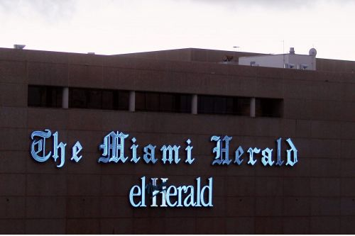 Miami Herald apologizes for insert with 'racist and anti-Semitic commentary'