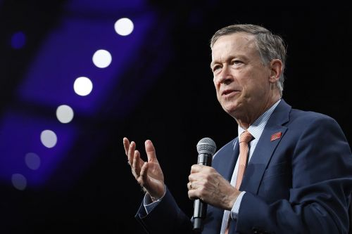 Hickenlooper wins Colorado Senate primary