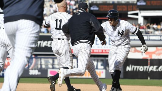 MLB wrap: Red Sox, Yankees get extra-inning wins to continue turnarounds