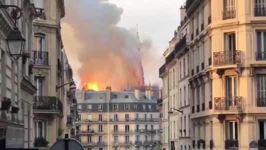 Notre Dame Cathedral fire likely caused by electrical short circuit