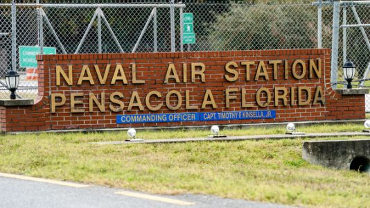 Navy: Saudi Flight Trainees Are Grounded In Aftermath Of Pensacola Shooting