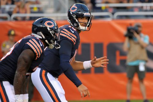 Mitchell Trubisky and Bears could be in for a terrible fall