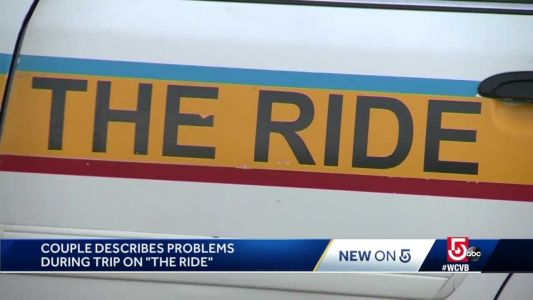 Couple describes problems during trip on The Ride