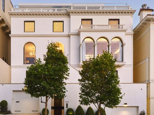 Nextdoor's founder just listed his 104-year old San Francisco mansion for $25 million - see inside