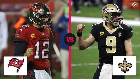 What channel is Buccaneers vs. Saints on today? Time, TV schedule for NFL divisional playoff game