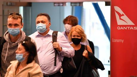 Qantas CEO says airline will make Covid-19 vaccination COMPULSORY for international travel