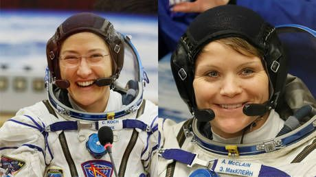 'PR disaster': NASA ditches historic all-female spacewalk after spacesuits won't fit