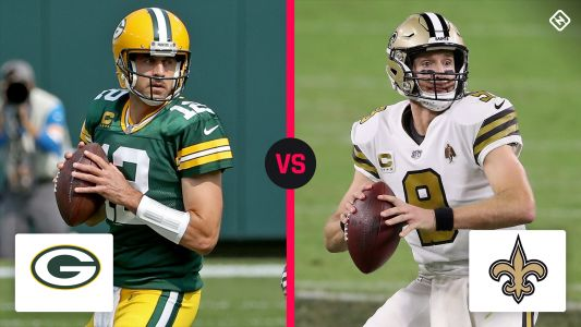 Packers vs. Saints live score, updates, highlights from NFL's 'Sunday Night Football' game