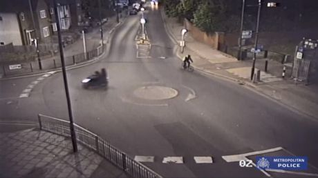 WATCH: Police release CCTV footage of moped getaway after 2yo boy shot in head, grandmother appeals for information