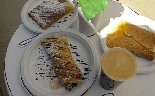 Crepes, coffee and more: CrepeGuys opens at Newport on the Levee