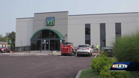 Kentucky organ donor affiliates opens new campus in Jeffersontown
