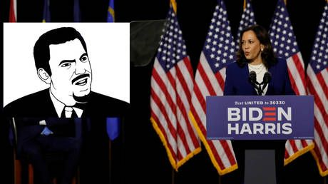 Atheists for Trump? David Silverman reacts to Biden naming Harris with 'Are You Serious?' face, saying he might VOTE RED
