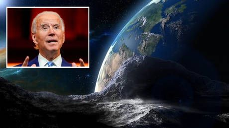 Statue of Liberty-sized space rock among six asteroids set to make 'close approach' to Earth on Biden's inauguration day