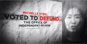 WATCH: New DCCC TV Ad Highlights Michelle Steel's Record as Orange County's Most Corrupt Career Politician