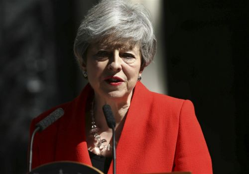 Theresa May, undone by Brexit, to resign as U.K. prime minister