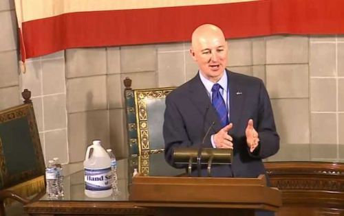 WATCH LIVE: Gov. Ricketts to host news conference Friday morning