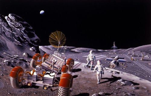 A Chinese-Russian Moon Base? Not So Fast